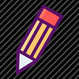 draw, edit, pencil, signature, write icon