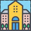 building, city, construction, estate, hotel, urban