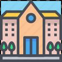 building, city, construction, education, estate, school, study