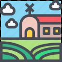 barn, farm, farming, garden, gardening