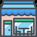 city, commerces, shop, store, urban