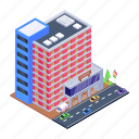 building, architecture, clinic, hospital, dispensary