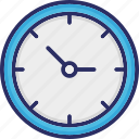 household clock, minute machine timer, time machine, wall clock icon