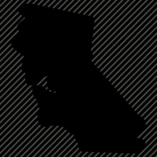 ca map, ca state, california, california map, map icon
