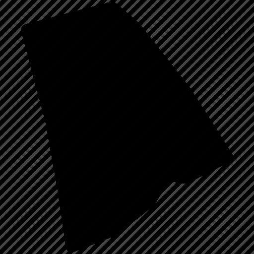 map, rhode island map, rhode island state icon