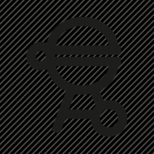 bbq, usa icon