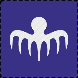 app, game, octopus, spectrum icon