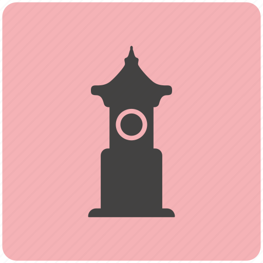 history, place, tourism, tower icon
