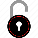 experience, lock, locked, user icon