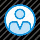 personal, personalization, profile, user icon