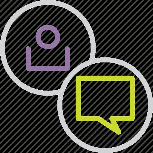 account, alert, communication, customer, message, notification, user icon