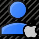 apple, user, account, profile