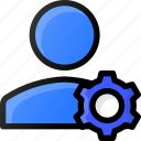 user, settings, account, profile, setup, edit