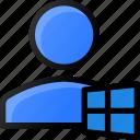 windows, user, account, profile