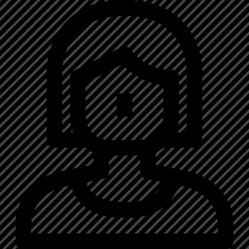 avatar, human, people, sign, user, women icon