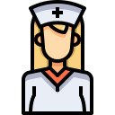 avatar, nurse, people, person, profile, user icon