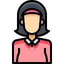 avatar, people, person, profile, user, woman icon