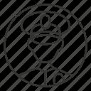 avatar, captain, man, officer, police, profile, user