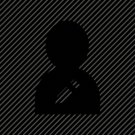 account, avatar, edit, person, profile, setting, user icon
