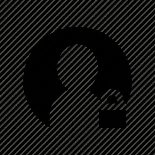 account, block, person, profile, user icon