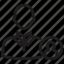 avatar, profile, man, male, account, person