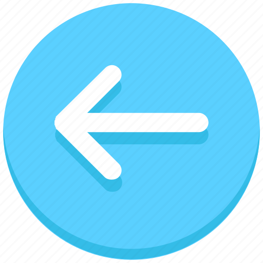 arrow, forward, interface, left, user icon