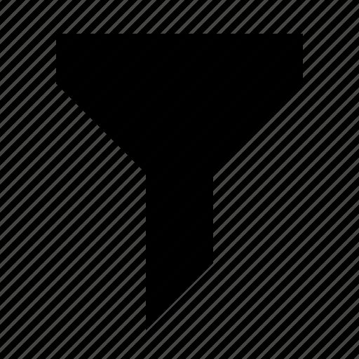 filter, funnel, sort, ui icon