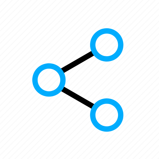 connect, group, network, share icon