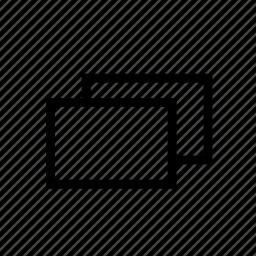 minimize, switch, window icon