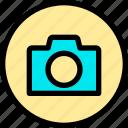camera, inteface, photo, shape, ui icon