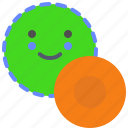 circle, circles, shapes, unite icon
