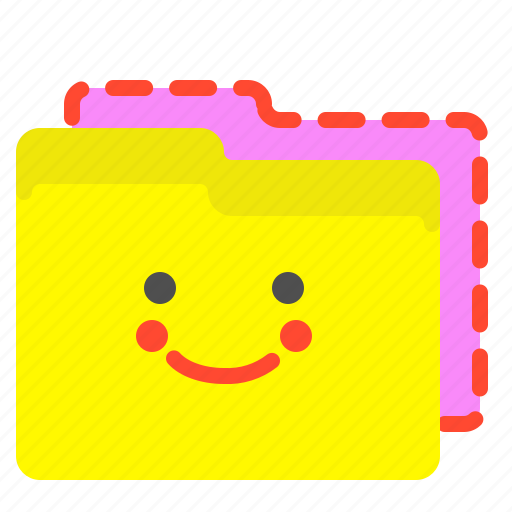 copy, duplicate, folder icon
