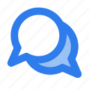 app, chat, communication, interface, message, ui, user