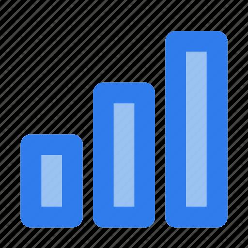 bar, chart, diagram, interface, ui, user, web icon