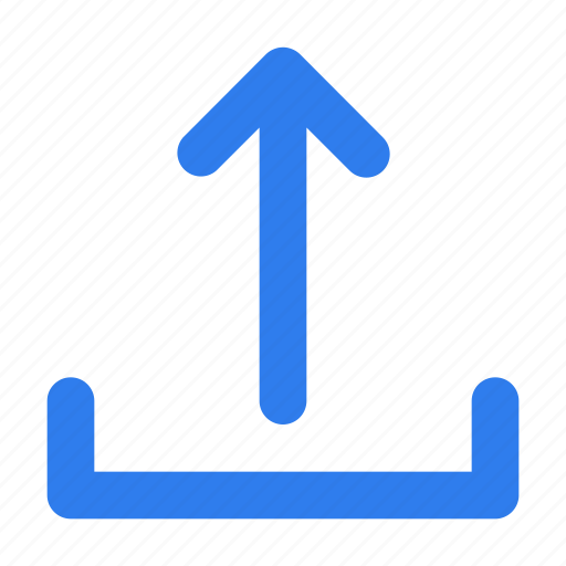 arrow, export, interface, ui, up, upload, user icon