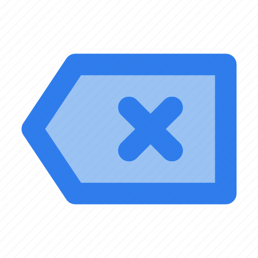 close, interface, label, remove, tag, ui, user icon