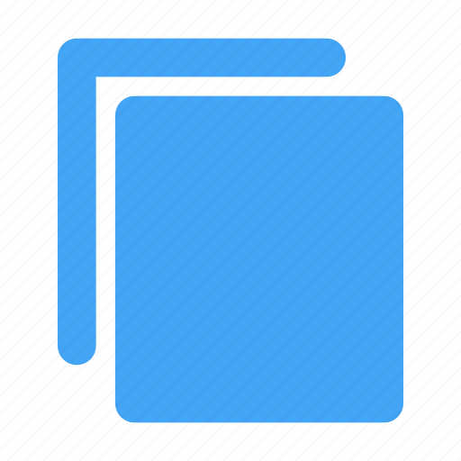copy, duplicate, files, interface, layers, ui, user icon