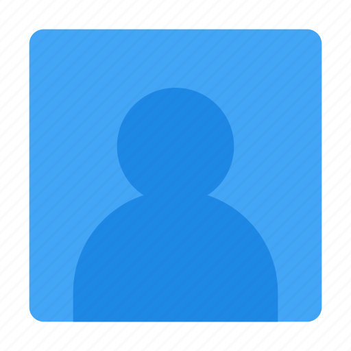 contact, interface, people, person, shape, ui, user icon