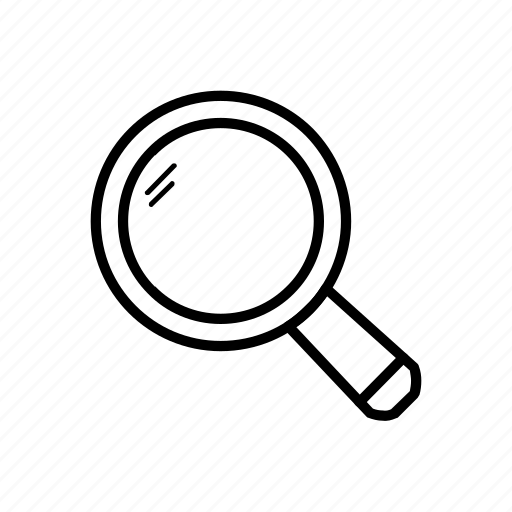 business, find, look, search, telescope, view, zoom icon