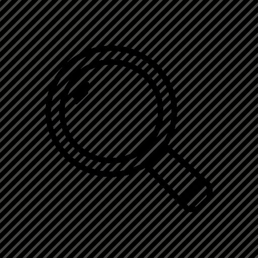 .svg, telescope, view, zoom icon