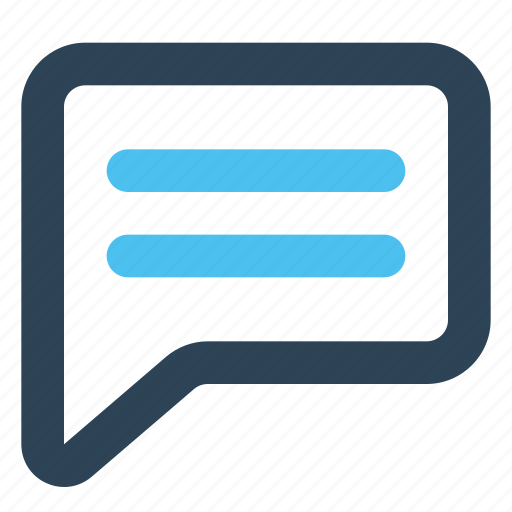 Chat, comment, message icon - Download on Iconfinder