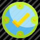 check, checkbox, circle, interface, tick