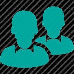 account, man, person, profile, user, users icon