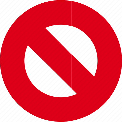 alert, ban, no, problem, sign, stop, warning icon
