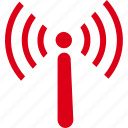communication, internet, network, wi-fi icon