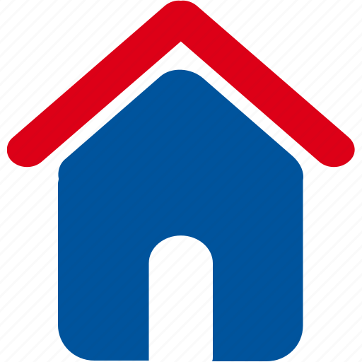 building, estate, home, homepage, house, real, service icon