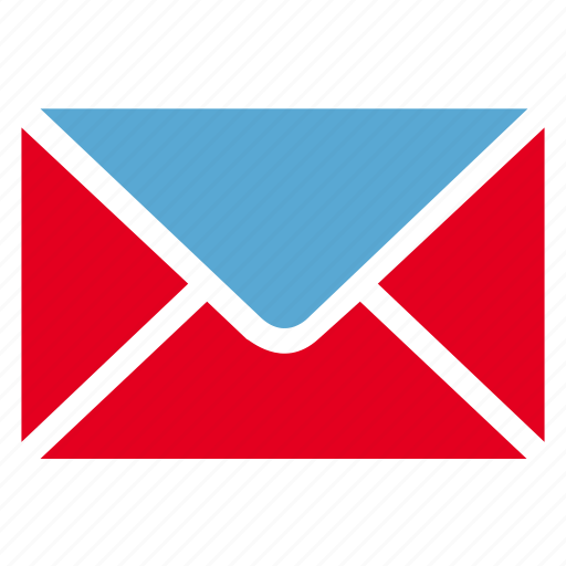 communication, email, envelope, letter, mail, message, text icon
