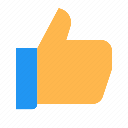 bookmark, favorite, like, love, thumb, up, vote icon