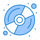 disk, dvd, multimedia icon
