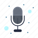 mic, recording, voice icon